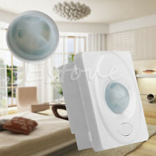 DC 12V Save Energy IR Infrared Motion Sensor Automatic Light Lamp Control Switch