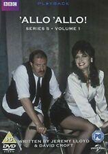 Allo Allo. Series 5. Volume 1. Vol 1. NEW SEALED. Dvd Set. Region 2