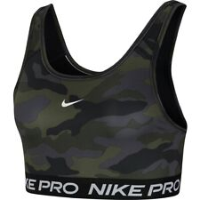 Nike Women's Pro Swoosh Medium Support Sports Bra Size Large