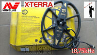 """Search Coil MARS TIGER 10""""x13"""" for Minelab X-Terra  metal detector 18kHz"""