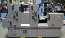 AB Dick Presstek Century 3500S 2-Color Offset Printing Press – RYOBI Hamada 522
