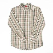 VGC Vintage LEVI'S Red Tab Western Shirt | Mens M | Cowboy Retro Plaid Check