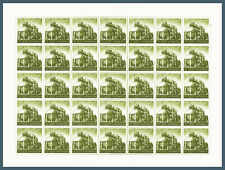 Egypt - 1970 - Essays - Complete Sheet - ( Kima Factory - Green color ) - MNH**
