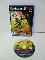 Playstation 2 ps2 games FIFA STREET 2 Complete Manual Retro Football