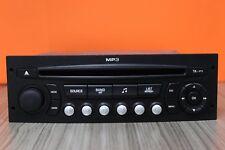 PEUGEOT MP3 PLAYER EXPERT 207 307 807 CITROEN C2 C3 C4 C8 RD4 CD RADIO PLAYER