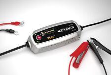 CARICABATTERIE Per Batterie AGM GEL CTEK 12V-5A MXS 5.0