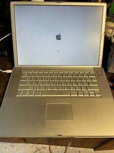 Apple PowerBook G4 A1106