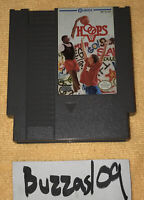 ⭐*HOOPS* (Nintendo Entertainment System NES) *CARTRIDGE ONLY* Tested! Works!⭐