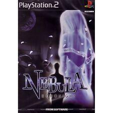 Nebula: Echo Night (2004) Brand New Factory Sealed Asian Playstation PS2 Import