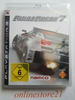 Ridge Racer 7 PlayStation 3 PS3 Neu