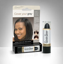 Irene Gari Cover Your Grey for Women Touch Up Stick .15oz. Jet Black