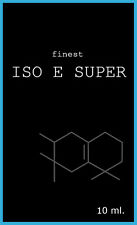 Iso E super 10ml pure (No Alcohol!) Identical to Escentric Molecules Molecule 01