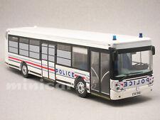 NOREV Irisbus Citelis 1:43 Véhicule Policier - Blanc (530205)