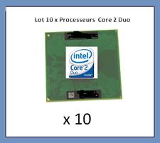 Lot 10 x Processeurs Intel Core 2 Duo T7200   (4M Cache, 2.00 GHz, 667 MHz)