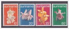 Surinam / Suriname 1979 Orchidee orchids MNH