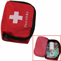 Practical Travel First Aid Bag Outdoor Emergency Medical Survival Rescue Box Kit