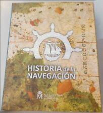 Spanien Album 1,5 Euro Historia de la Navegación