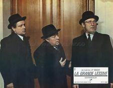 BOURVIL FRANCIS BLANCHE LA GRANDE LESSIVE MOCKY 1968 VINTAGE LOBBY CARD #8
