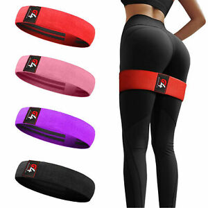 Workout Resistance Band Fitness Loop Elastic Booty Legs Exercise Bands Glutes