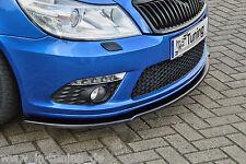 Promociones Alerón de espada Spoiler delantero Cuplippe ABS Skoda Octavia 1Z RS