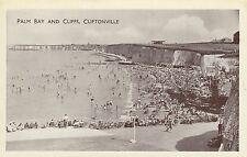 Postcard - Cliftonville - Palm Bay and Cliffs