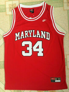 Len Bias #34 Wildcats University of Maryland Basketball Stitched Jersey | S-4XL