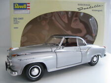 Borgward Isabella Coupè in silber/schwarz 1:18  Revell  08989  OVP