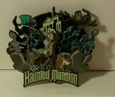 Haunted Mansion E Ticket Jumbo Disney Pin Limited Edition 500 DLR