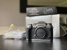 Fujifilm X series X-T2 24.3MP Digital SLR Camera - Graphite Silver.