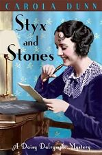 Styx and Stones (Daisy Dalrymple),Carola Dunn