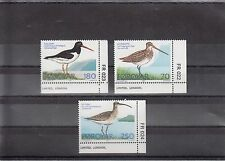 TIMBRE STAMP 3 ILES FEROES Y&T#22-24 OISEAU BIRD  NEUF**/MNH-MINT 1977 ~R12