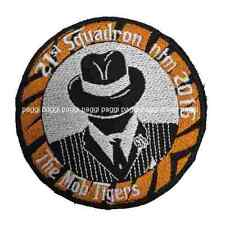 Patch B109 21st Squadron Nato Tiger Meet 2016 The Mob Tigers