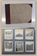 Album foto 124 fotografie Italia viaggio per 1915 città natura Venezia viste XZ