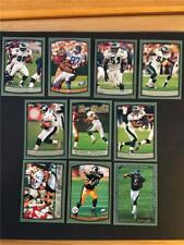 1999 Topps Philadelphia Eagles Team Set 10 Cards Donovan McNabb RC