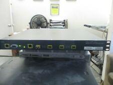 Cisco 4400 Series Wireless LAN Cntlr.  AIR-WLC4404-100-K9 V02 w/  GLC-SX-MM <