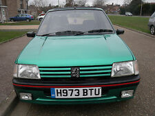 Peugeot 205 GTI driving lights lamps NEW CLEAR Mi16 DIMMA T16 1.6 1.9 Gti rally