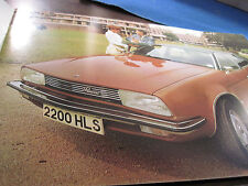 197? Leyland Princess 1800 1800HL 2200HL 2200 HLS  20 page brochure