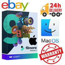 WonderShare Filmora 9 For MAC Lifetime License ✔️FAST DELIVERY✔️