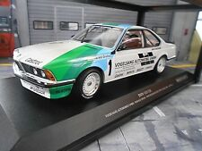 BMW 635 CSi DRM Vogelsang DPM #1 Grohs Zolder Alpina 1984 Winner Minichamps 1:18