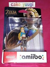 FIGURINE AMIIBO ZELDA BREATH OF THE WILD NEUVE NEW NINTENDO