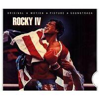 ORIGINAL MOTION PICTURE SOUNDTRACK - ROCKY IV  CD FILMMUSIK NEU