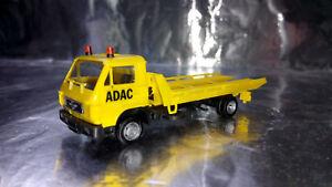 "* Herpa Basic 094191  MAN G 90 Wrecker with Platform""ADAC"" 1:87 HO Scale"