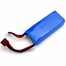 Original Rechargeable 11.1V 1500mAh T Plug Lipo Battery for WLtoys V950 RC Heli