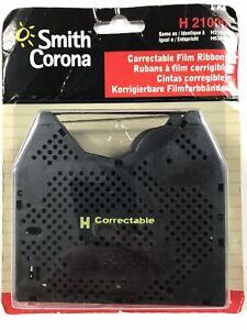"Smith Corona H 21000 Correctable Film Ribbons Black 2 (5/16""x510')"