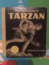 NEW VARIATION 1935 NEW ADVENTURES  OF TARZAN SEE DESCRIPTION