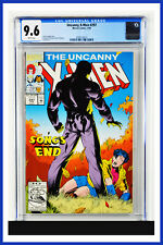Uncanny X-Men #297 CGC Graded 9.6 Marvel February 1993 White Pages Comic Book
