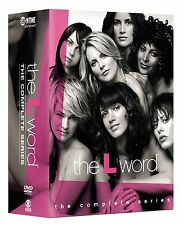 The L Word Complete Series Seasons 1 2 3 4 5 6 DVD Boxed Set NEW!