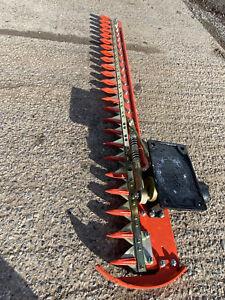 Hedge Cutter Finger Bar Mower 1.8m Excavator Or Tractor
