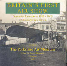 Britain's First AIR SHOW, DONCASTER Ippodromo 1909-2009 da Ian Reed AEREI