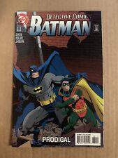 BATMAN DETECTIVE COMICS #681 FIRST PRINT DC COMICS (1994) PRODIGAL ROBIN